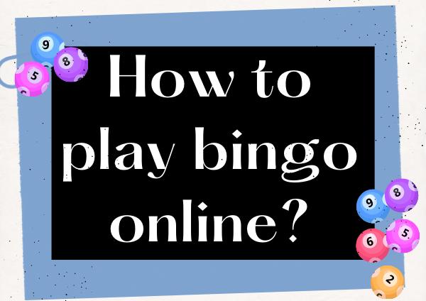 How to play bingo online - bingo balls 600x424
