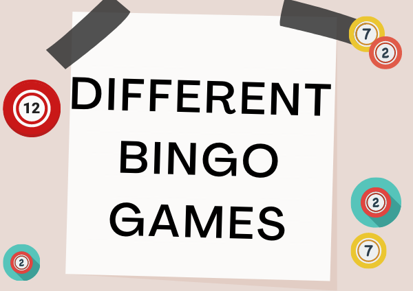 Different Bingo Games to Play Online 600x424 (1)